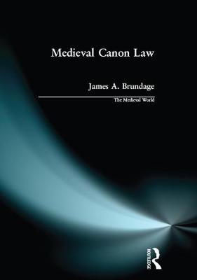 Medieval Canon Law book