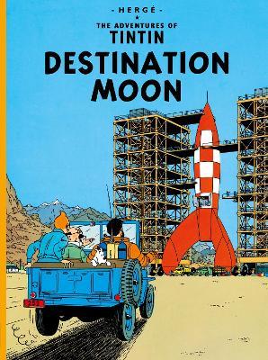 Destination Moon book