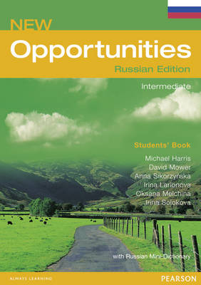 Opportunities Russia Intermediate Students' Book by Michael Harris