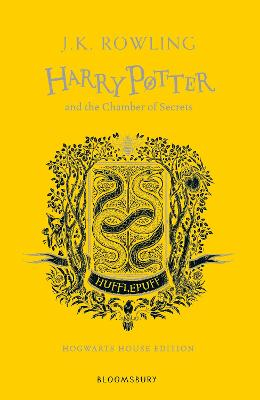 Harry Potter and the Chamber of Secrets - Hufflepuff Edition book