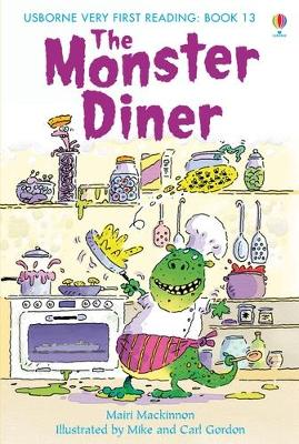Monster Diner by Mairi MacKinnon