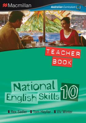 National English Skills 10 - Teacher Book by Rex K. Sadler