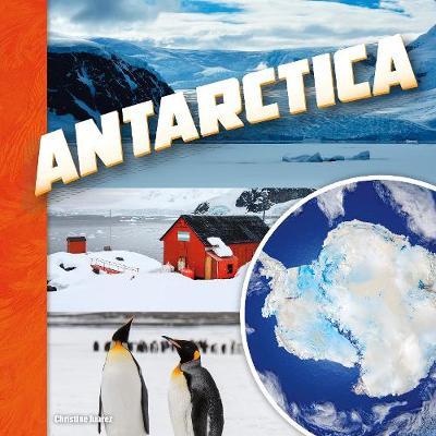 Antarctica by Christine Juarez