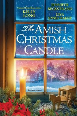 Amish Christmas Candle by Kelly Long