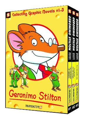 Geronimo Stilton 3-in-1 volume 1 by Geronimo Stilton