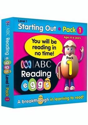 Starting Out Level 1 - Pack 1 book