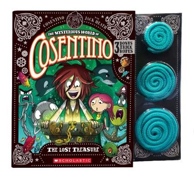 Mysterious World of Cosentino #3: The Lost Treasure + Rope Trick by Paul Cosentino