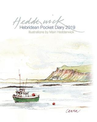 Hebridean Pocket Diary 2019 by Mairi Hedderwick