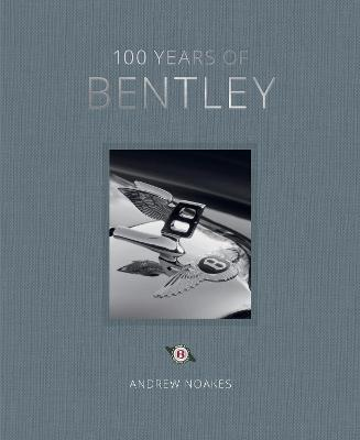 100 Years of Bentley book