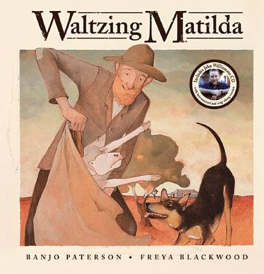 Waltzing Matilda: Book and Audio CD by A,B Paterson