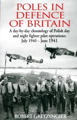 Poles in Defence of Britain book