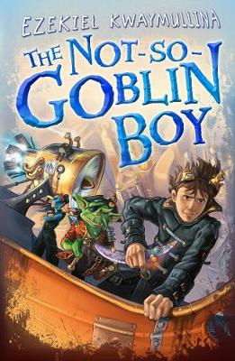 Not-So-Goblin Boy book