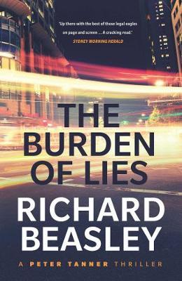 Burden of Lies by Richard Beasley