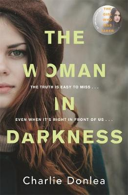 The Woman in Darkness by Charlie Donlea