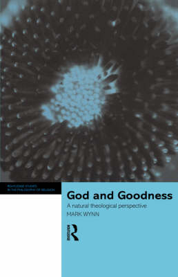 God and Goodness book