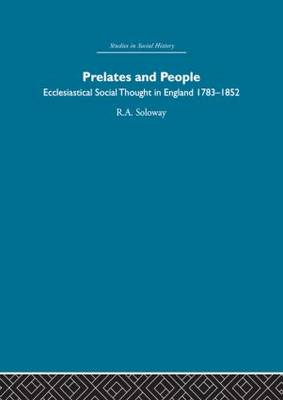 Prelates and People book