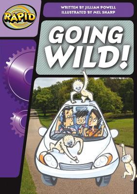 Rapid Phonics Going Wild Step 3 (Non-fiction) by Jillian Powell