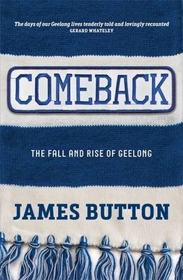 Comeback by James Button