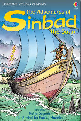 Sinbad the Sailor by Gillian Doherty