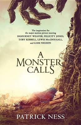 Monster Calls book