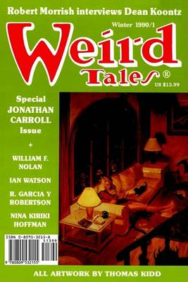 Weird Tales 299 (Winter 1990/1991) by Jonathan Carroll