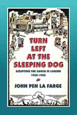 Turn Left at the Sleeping Dog book