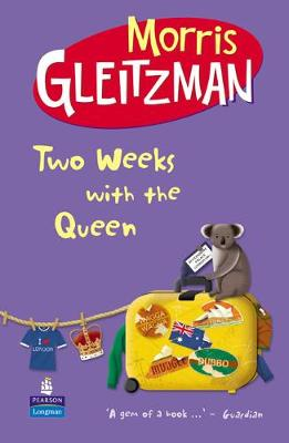 Two Weeks with the Queen hardcover educational edition book
