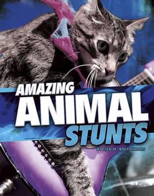 Amazing Animal Stunts book