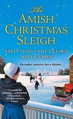 Amish Christmas Sleigh book