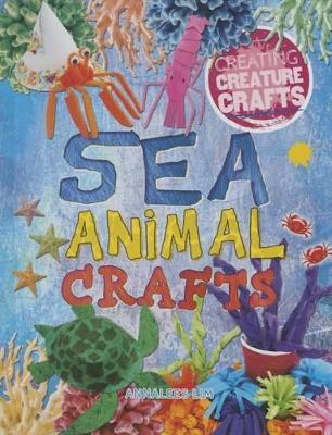 Sea Animal Crafts by Annalees Lim