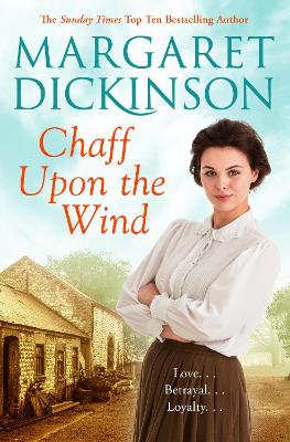 Chaff Upon the Wind by Margaret Dickinson