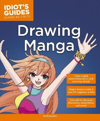Idiot's Guides: Drawing Manga book