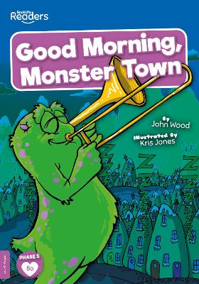 Good Morning, Monster Town book