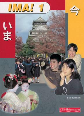 Ima! 1 Student Book by Sue Burnham