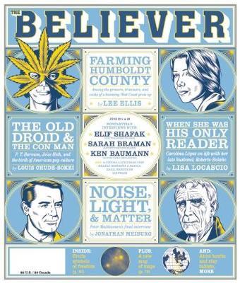 Believer, Issue 108 by Heidi Julavits