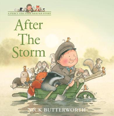 After the Storm book