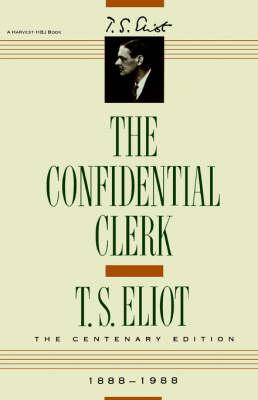 Confidential Clerk book