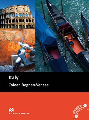 Italy - Pre Intermediate Reader book