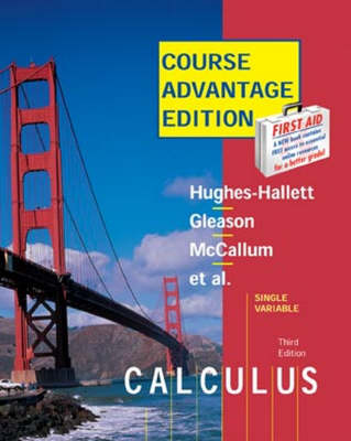 Calculus by Deborah Hughes-Hallett