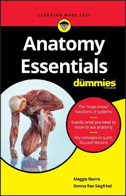 Anatomy Essentials For Dummies book