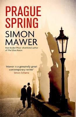Prague Spring book