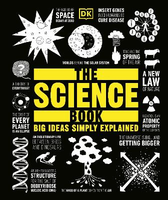 The Science Book by DK