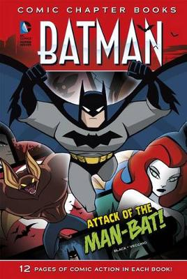 Batman: Attack of the Man-Bat! by Black