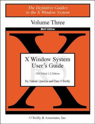 X Wind Sys User Gde Mtif 1.2 Rel5 Vol 3M by Valerie Quercia