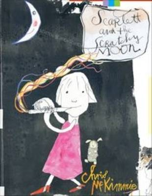 Scarlett and the Scratchy Moon book