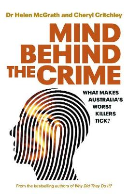 Mind Behind The Crime by Cheryl Critchley