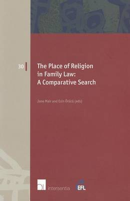 Place of Religion in Family Law: A Comparative Search by A. E. Orucu