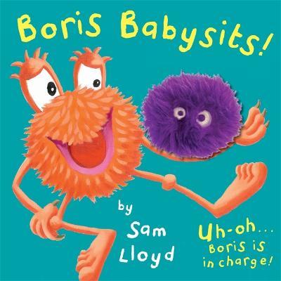 Boris Babysits book