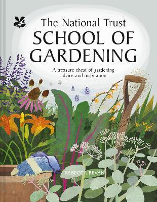 National Trust School of Gardening book
