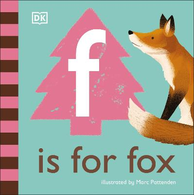 F is for Fox book